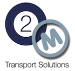 2M Transport Solutions logo